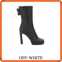 Off-white Nappa Boots
