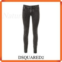 Dsquared2 Skinny Jeans With Zippers