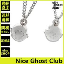 【Nice Ghost Club】GHOST NECKLACE