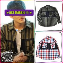 【FreakishBuilding】BIC CHEEESE CHECK SHIRTS★NCT MARK着用★
