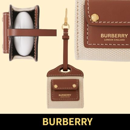 【BURBERRY】 AirPodsプロケース