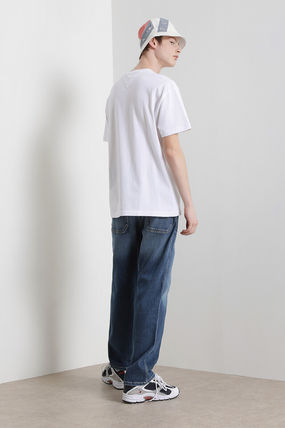 Tommy Hilfiger Tシャツ・カットソー TOMMY JEANS★正規品★Cotton tonal flag Tシャツ/安心追跡付(3)