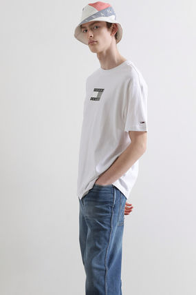 Tommy Hilfiger Tシャツ・カットソー TOMMY JEANS★正規品★Cotton tonal flag Tシャツ/安心追跡付(4)