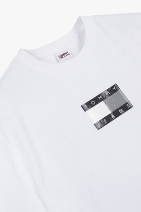 Tommy Hilfiger Tシャツ・カットソー TOMMY JEANS★正規品★Cotton tonal flag Tシャツ/安心追跡付(7)