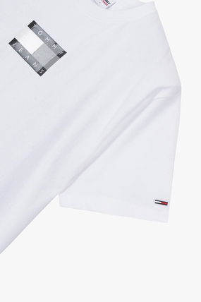 Tommy Hilfiger Tシャツ・カットソー TOMMY JEANS★正規品★Cotton tonal flag Tシャツ/安心追跡付(8)