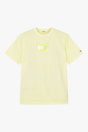 Tommy Hilfiger Tシャツ・カットソー TOMMY JEANS★正規品★Cotton tonal flag Tシャツ/安心追跡付(11)