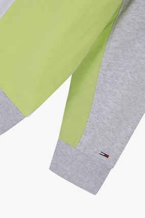 Tommy Hilfiger スウェット・トレーナー TOMMY JEANS★正規品★Color Block トレーナー/安心追跡付(8)