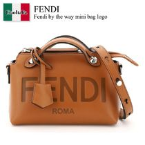 Fendi by the way mini bag logo