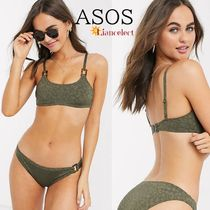 ASOS/New Look◆単品売り アニマル柄ジャカードビキニ◆関税込み