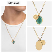 【Justin Bieber愛用】Mini Dove Cable Chain Necklace, Teal