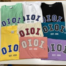 21/SS【5252 by OiOi】2021 SIGNATURE T-SHIRTS 全9色