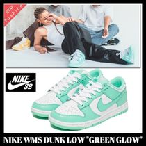 "☆名作カラー激レア!NIKE WMNS DUNK LOW ""GREEN GLOW"""