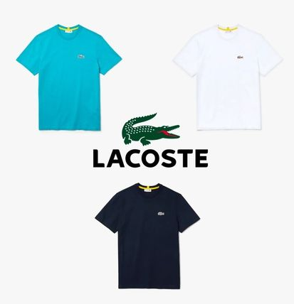 Lacoste x National Geographic Organic Cotton T-shirt Tシャツ