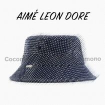 入手困難アイテム!!【Aime Leon Dore】Warm-Up Bucket Hat
