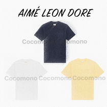 入手困難!!【Aime Leon Dore】Short-sleeve Slub Pocket Tee