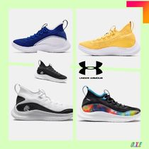 [UA] Pre-School Curry 8キッズ Basketball Shoes