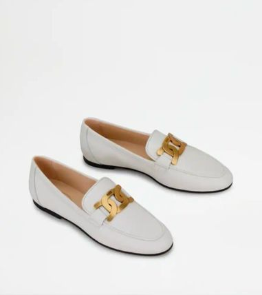 TOD'S ローファー・オックスフォード 直営 関税込 TOD'S Kate Loafers in Leather(12)