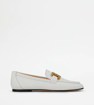 TOD'S ローファー・オックスフォード 直営 関税込 TOD'S Kate Loafers in Leather(13)