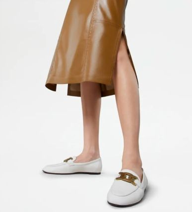 TOD'S ローファー・オックスフォード 直営 関税込 TOD'S Kate Loafers in Leather(15)