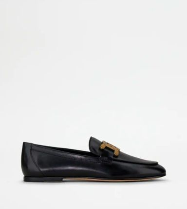 TOD'S ローファー・オックスフォード 直営 関税込 TOD'S Kate Loafers in Leather(3)
