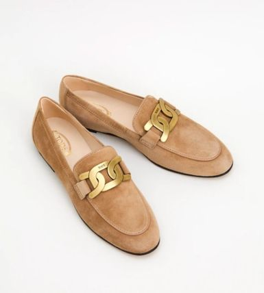 TOD'S ローファー・オックスフォード 直営 関税込 TOD'S Kate Loafers in Leather(17)