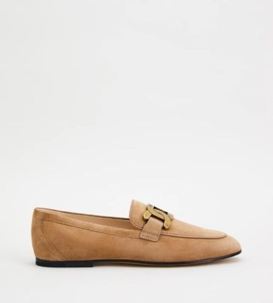 TOD'S ローファー・オックスフォード 直営 関税込 TOD'S Kate Loafers in Leather(18)