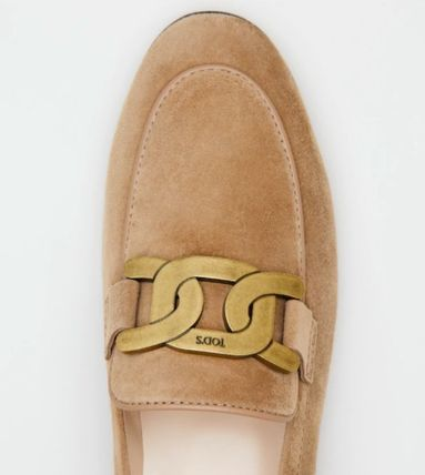 TOD'S ローファー・オックスフォード 直営 関税込 TOD'S Kate Loafers in Leather(19)