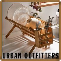 【Urban Outfitters】Bamboo Dish Drying Rack 竹製水切りラック