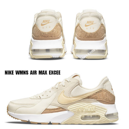 NIKE★WMNS AIR MAX EXCEE★コルク★兼用★アイボリーベージュ系