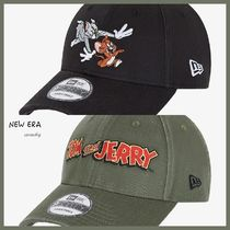 NEW ERA × Tom and Jelly*9FORTYキャップ*送料込