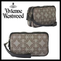 【Vivienne Westwood】21SS ダブルポケット クラッチバッグ