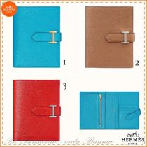 【HERMES】高品質なコンパクトウォレット Portefeuille Bearn