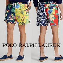 【POLO RALPH LAUREN】Traveler Classic Swim Trunk 水着
