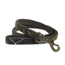 Barbour(バブアー) ペット用品その他 BARBOUR ドッグリード   CLASSIC TARTAN LEATHER LEAD DAC0009