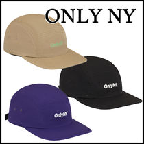ONLY NY * ロゴ 5-Panel ハット キャップ