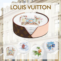 【LOUIS VUITTON/ルイヴィトン】セット4 アシェット プレート