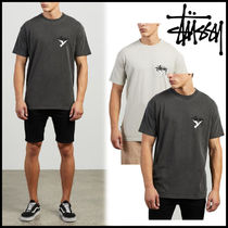 【STUSSY】One World SS Tee ロゴ Tシャツ 2色