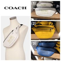 【COACH】☆C4137☆Warren Belt Bag With Horse And Carriage