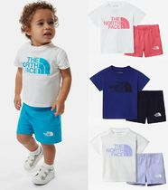 【THE NORTH FACE】☆Tシャツ&ショーツ2点セット(0-2歳)☆