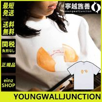 【YOUNGWALLJUNCTION】Fortune cookie TEE
