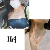 ITZYユナ着用★HEI★HAZE PENDANT NECKLACE ネックレス