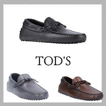 TOD'S(トッズ)モカシン/3color/輸入関税・送料込み①