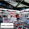MARC JACOBS バックパック・リュック 国内発送★Marc Jacobs★ダークグレー・パッチ・バックパック(5)