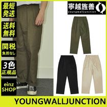 【YOUNGWALLJUNCTION】Nerdy Pants