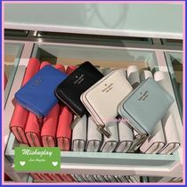 【kate spade】上品スタイル★darcy small zip card case wallet