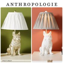 Anthropologie【ブルドッグ】Frank the Frenchie Table Lamp