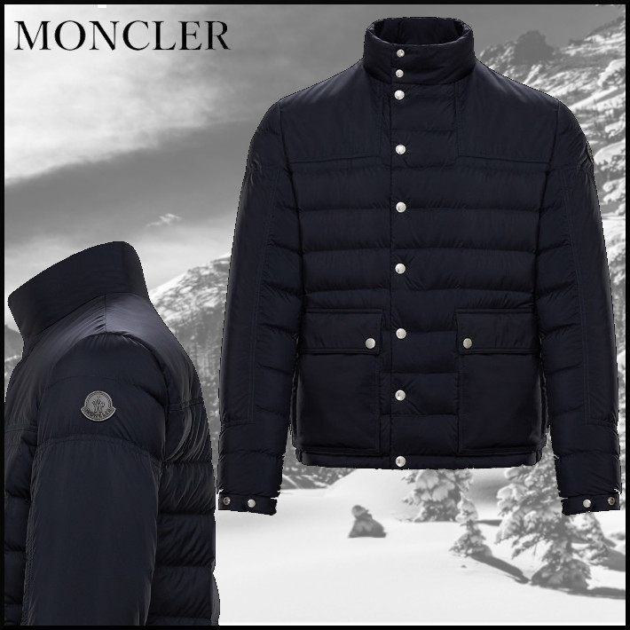 【MONCLER】BOUTMY ダウンジャケット 在庫確認下さい (MONCLER/ダウンジャケット) 0911A52A0053333776