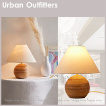 Urban Outfitters◆Angelo ラタン テーブルランプ