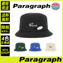 【Paragraph】21ss★ BUCKET HAT No.44
