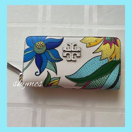TORY BURCH THEA APPLIQUE CONTINENTALWALLET トリーバーチ